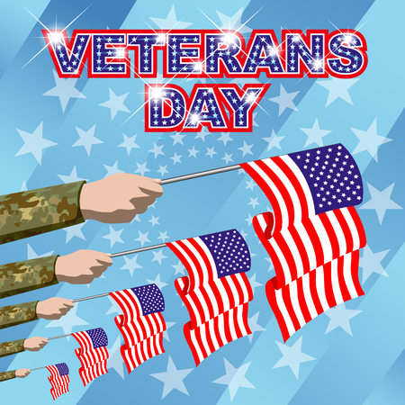 Veterans Day is an official United States public holiday, observed annually on November 11, that honors military veterans; that is, persons who served in the United States Armed Forces Illustration