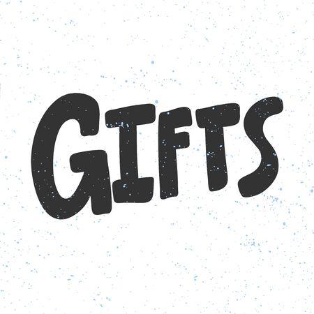 Good as a sticker, video blog cover, social media message, gift cart, t shirt print design. Stock Vector - 135028444