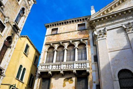 Venetian architecture photo