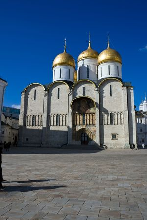Dormition Cathedral, Moscow Kremlin photo