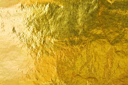 foil: Lamina d'oro texture astratta