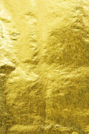 goldfolie: Gold-Folie abstrakte Textur