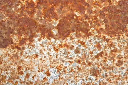 Grunge iron rust  texture, old steel corrosion background Stock fotó