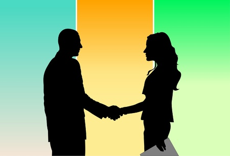 rapport: agreement of man and women