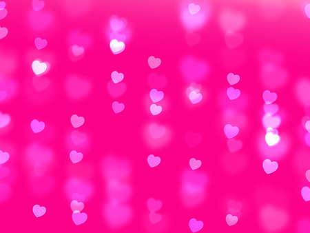 Background bokeh photo with light.Pink bokeh photo