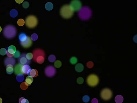 Background bokeh photo with light.