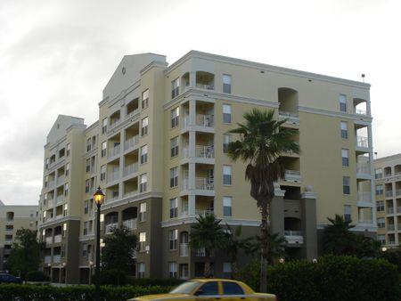 Apartment Complex Imagens