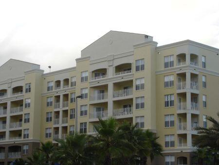 Apartment Complex Reklamní fotografie