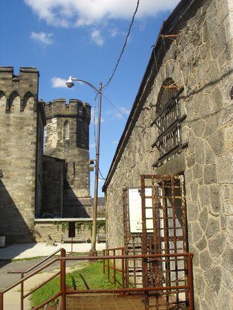 incarcerate: Prison