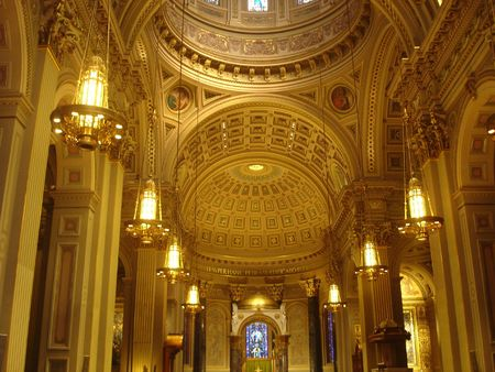Cathedral of St. Peter and St. Paul in Philadelphia