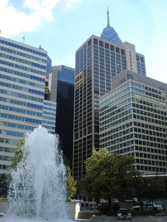 Liberty Place in Philadelphia Standard-Bild