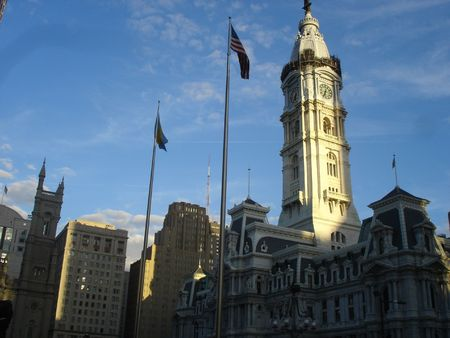 City Hall in Philadelphia photo