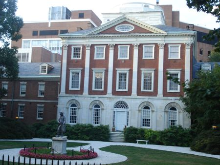 Independence Hall in Philadelphia photo