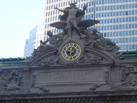 Grand Central Terminal in New York Stock Photo - 370449