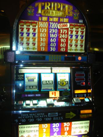 Casino Slots Stock Photo - 366403