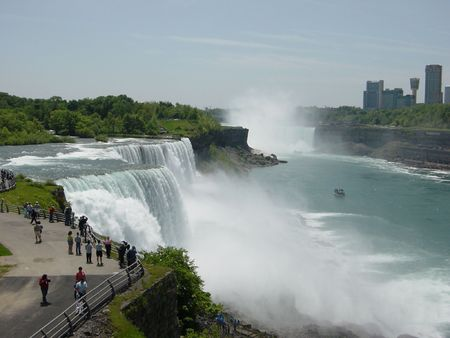 Niagara Falls Stock Photo - 358034