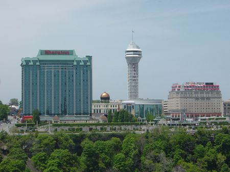 Niagara Falls Banco de Imagens