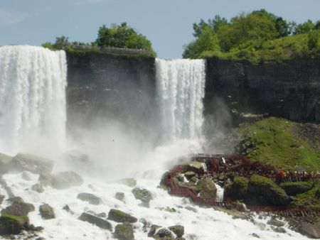 Niagara Falls Stock Photo - 358049