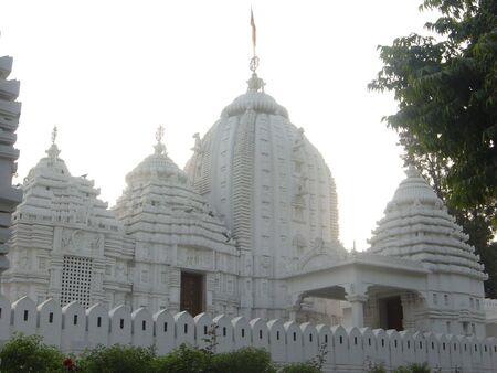 Hindoeïstische tempel Stockfoto