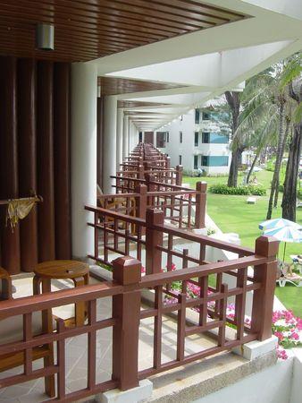 Resort Hotel Stock Photo - 361591