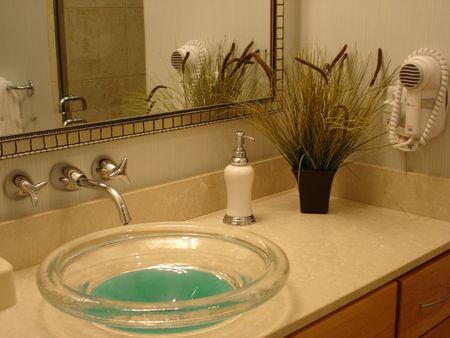 Bathroom Standard-Bild