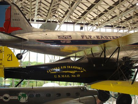 aeronautical: Smithsonian Air & Space Museum in Washington DC