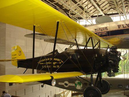 Smithsonian Air & Space Museum in Washington DC