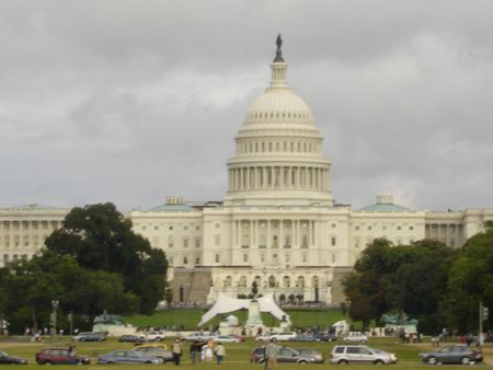 congressional: US Capitol in Washington DC Stock Photo