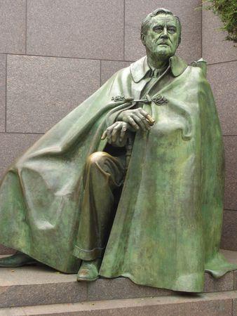 Roosevelt Memorial in Washington DC Stock Photo - 568448