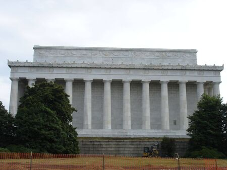 Lincoln Memorial in Washington DC Stock Photo - 568439