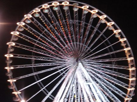 acrophobia: Ferris Wheel