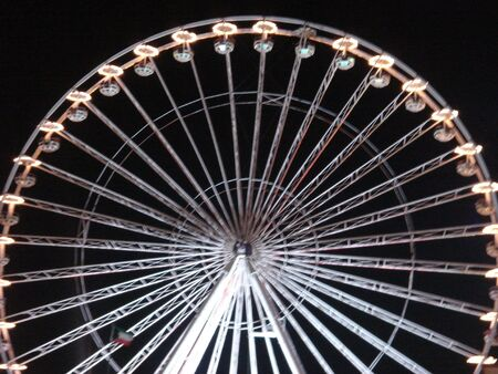 Ferris Wheel Stock Photo - 707105