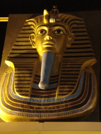 King Tutankhamen of Egypt