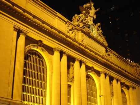 Grand Central Terminal in New York City Stock Photo - 856756