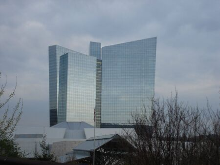 Mohegan zondag Casino in Connecticut Stockfoto