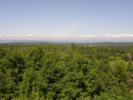 Vermont (USA) - The Green Mountain State Stock Photo - 1156655