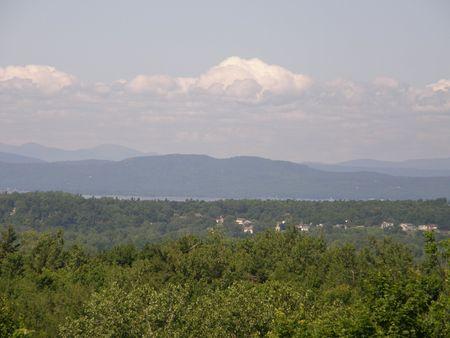 Vermont (USA) - The Green Mountain State Stock Photo - 1156656