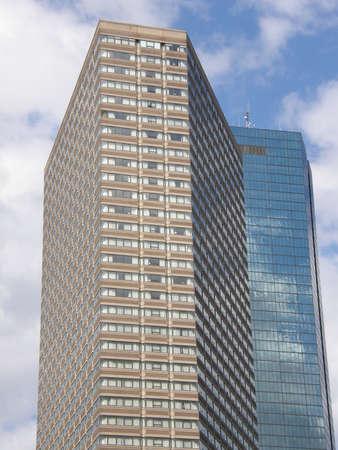 Skyscraper in Boston Stock Photo - 1544436