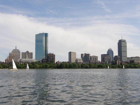 Boston in MA (USA) photo