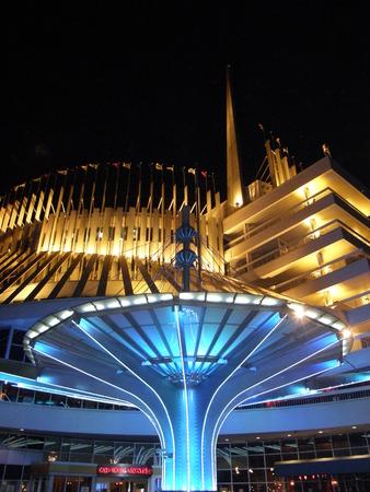 pulling money: Casino de Montreal