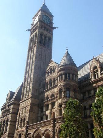 restored: Historic Toronto City Hall in Canada
