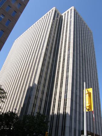 Skyscraper in Ottawa, Canada Stock Photo - 1667464