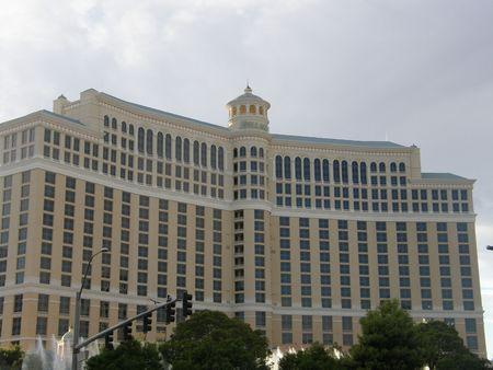 Hotel & Casino in Las Vegas Stock Photo - 1789958