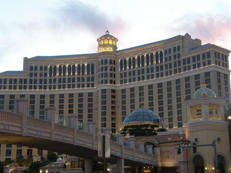 Hotel & Casino in Las Vegas Stock Photo - 1789962