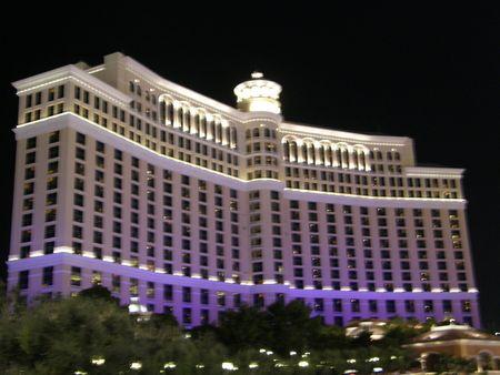 Hotel & Casino in Las Vegas Stock Photo - 1789963