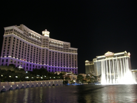 Hotel & Casino in Las Vegas Stock Photo - 1789970