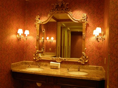 Luxe bad kamer