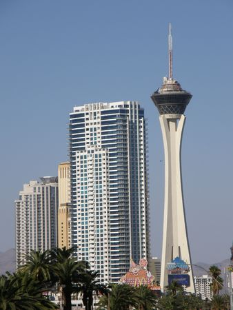 Hotel & Casino in Las Vegas Stock Photo - 1789957