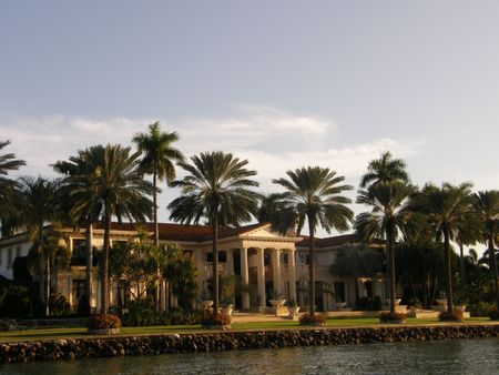 enclave: Home on Star Island in Miami, Florida