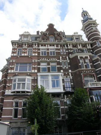 Arquitectura en Amsterdam Foto de archivo - 11081146